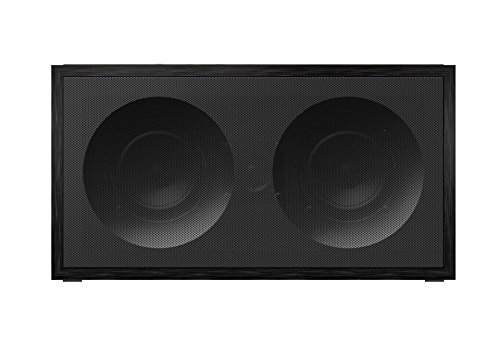 Onkyo NCP-302(B) Multiroom Lautsprecher (Bassreflexgehäuse, WLAN, Bluetooth, Streaming, Musik Apps mit FlareConnect, DTS Play-Fi, Internetradio), Schwarz