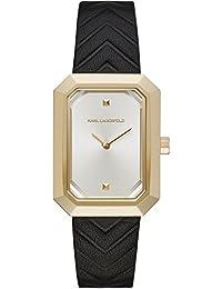 Karl Lagerfeld - Linda - reloj - schwarz
