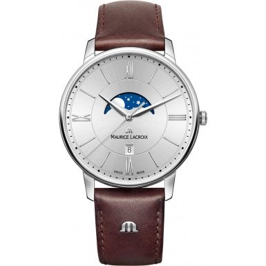 maurice-lacroix-el1108-ss001-110-1-mens-eliros-brown-leather-strap-watch