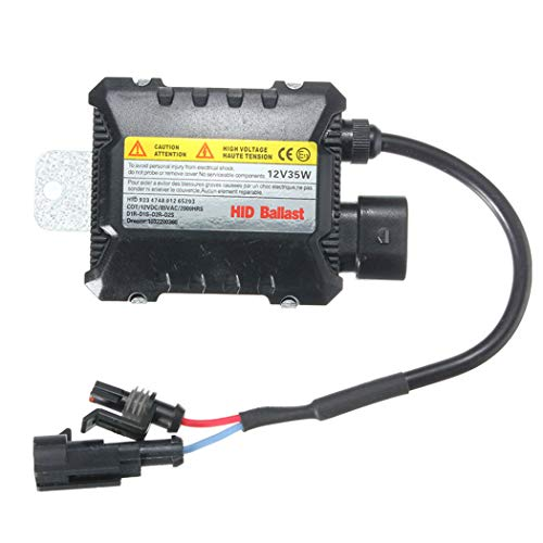 Fansport HID Ballast Headlight Ballast High Intensity Slim HID Conversion Digital Ballast