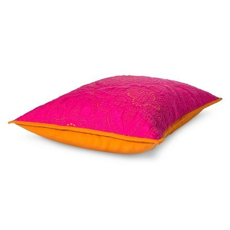 new-disco-medallion-pillow-sham-pink-by-xhilaration