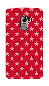 SWAG my CASE PRINTED BACK COVER FOR LENOVO K4 NOTE Multicolor
