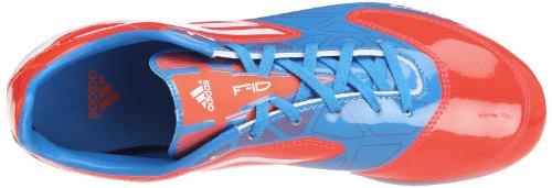 adidas F10 Trx Fg, Scarpe da Calcio Unisex – Adulto Rosso (Rouge (V21313))
