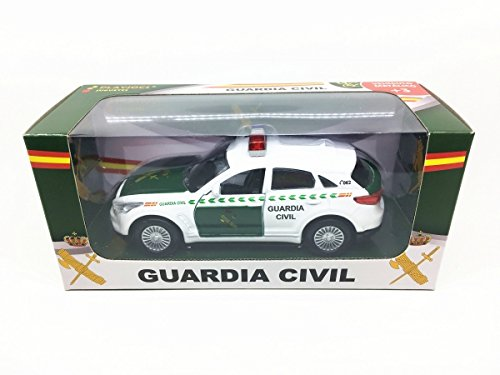 GT-1009 COCHE GUARDIA CIVIL
