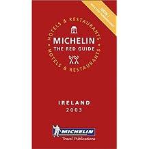Guide Rouge : Ireland 2003 (en anglais)
