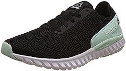 Reebok Womens Twistform 3.0 Mu Black, Mist and White Running Shoes - 5 UK/India (38 EU)(7.5 US)