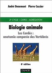 Biologie animale : Les Cordés