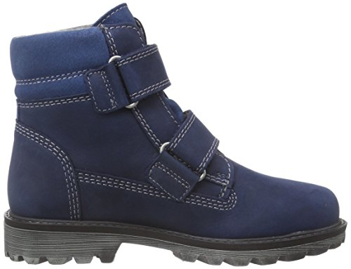 Richter Kinderschuhe Dragon Jungen Combat Boots Blau (atlantic/ink 7201) TNM193AX