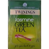 Twinings Jasmine Green Tea - 4 x 20 bolsitas de té