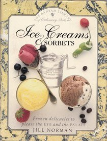 Ice Creams and Sorbets (Bantam Library of Culinary Arts) by Jill Norman (1991-04-05) -