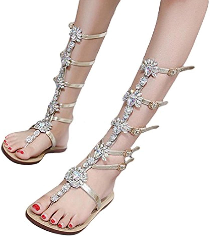 d9eab9a6a9e768 Brezeh Women Summer Sandals