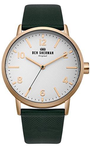Ben Sherman Herren-Armbanduhr WB070NBR