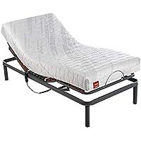 Pack colchón confortcel más Cama eléctrica articulada ...