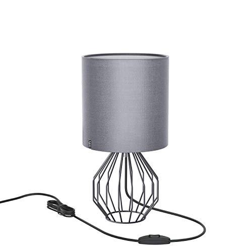 Lámpara de mesa moderna casquillo E14 Aglaia