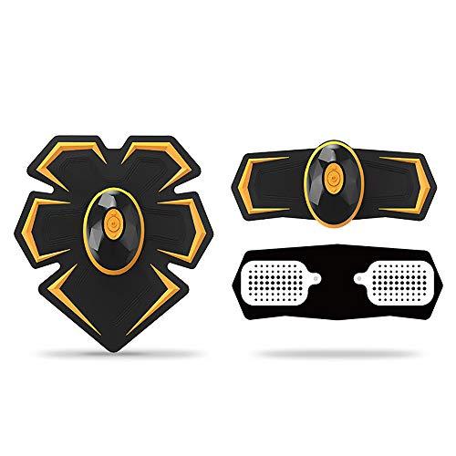 TBY Massage-Instrument Fitness-Gerät Smart ABS Post Übung Muskel Mikro-Elektrische Technologie 3LED-Lampe 6 Modi (Elektrische Lampe Post)
