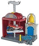 Hot Wheels City Fire Station pista coches juguete (Mattel FRH29)