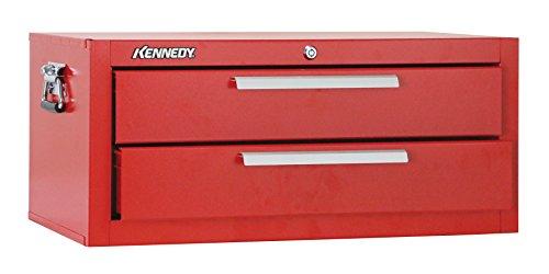 Kennedy Verarbeitung 2602r 68,6cm 2Schubladen Mechanik 'Unterschrank, industrieller - Rubbermaid Organizer Schublade