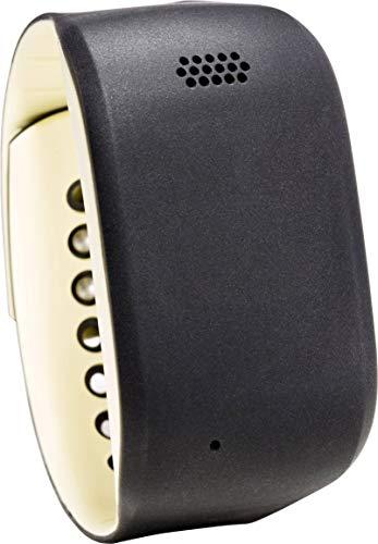 ZEMBRO Notrufarmband für Senioren – moderner Hausnotruf und mobile Notrufuhr in einem dezenten Armband / einfache Bedienung / Verknüpfung von Angehörigen über App / GPS-Ortung