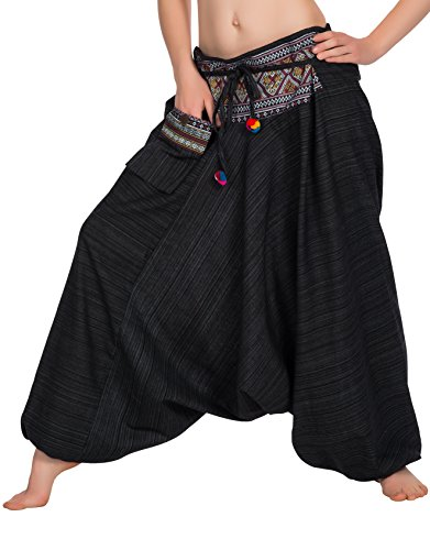 Zarlena Pumphose Haremshose Aladin Pants Yoga Hose -