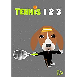 TENNIS123: Virtual Tennis Training (English Edition)