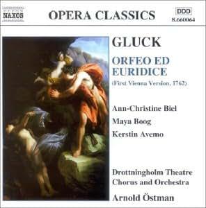 Opera Classics - Orfeo ed Euridice