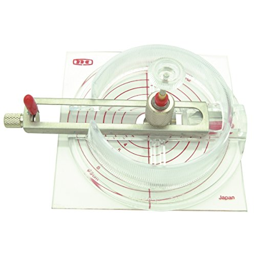 Cortador circular NT CUTTER IC 1500P cutter circular para papel y cartón profesional o manualidades