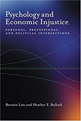 Psychology And Economic Injustice: Personal, Professional And Political Intersections (Psychology of Women Book)