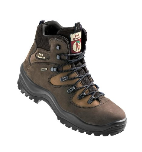 BAAK Freizeit-/ Trekkingstiefel DogWalker, wasserdichte Wanderstiefel, Größe 39, 1021 (Walker Sportschuhe)