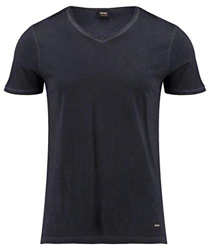 BOSS Orange Herren T-Shirt Trace Marine