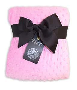 ELODT Elodie Details 103690 Copertina in velluto Cotton Candy