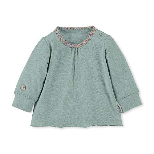 Sterntaler Baby Langarm-Shirt, Alter: 5-6 Monate, Größe: 68, Grün (Puder Green)