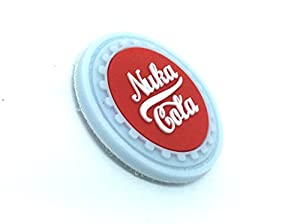Nuka Cola Fallout Cosplay PVC Airsoft Velcro Patch