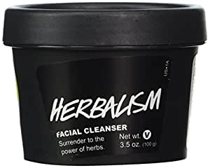LUSH Cosmetics Herbalism Facial Cleanser for Oily and Acne-prone Skin (3.5Oz)
