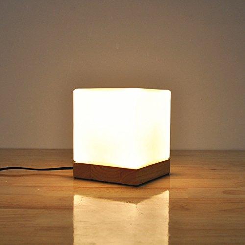 Lampes De Bureau Moderne Minimaliste Chambre Lampe De Chevet Lampe Creative Intérieur Veilleuse