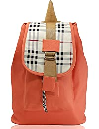 Typify Casual Office College Fashion Leather Backpack Shoulder Bag Mini Backpack For Women & Girls