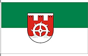 Flagge Fahne Autoflagge Hattorf - 30 x 45cm
