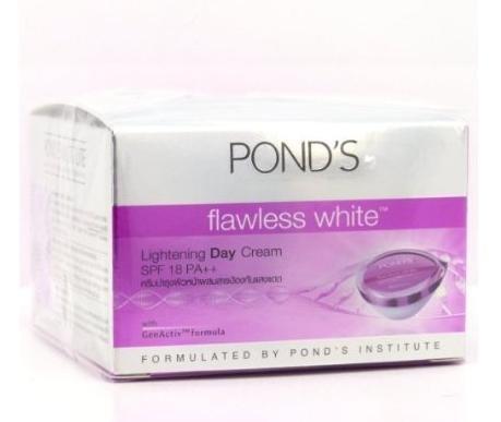 ponds-flawless-white-lightening-day-cream-spf18-pa-feuchtigkeitscreme-mit-whitening-effekt