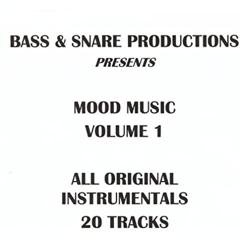 Mood Music-Volume 1 by Bass & Snare Productions