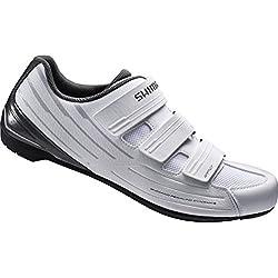 Shimano SH-RP2W - Zapatillas - blanco 2017, Blanco, 43 EU