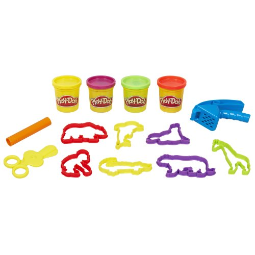 Play-Doh Animal Duffel Bag (Assorted Colors) by Play-Doh TOY (English Manual)
