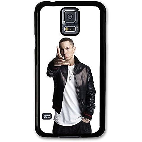 Eminem Hand Portrait Hip Hop Rapper custodia per Samsung Galaxy