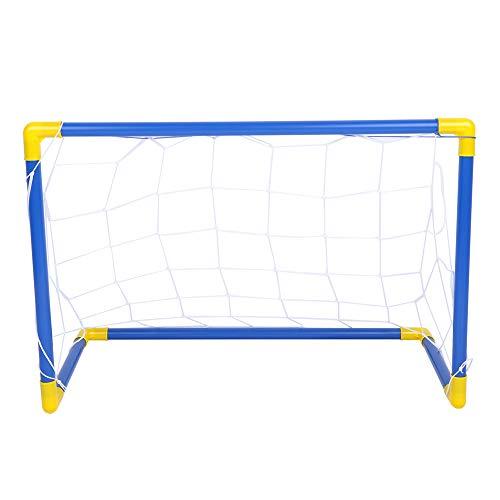 Asixx Fußballtor, Kindersport Eishockey Fußballtore oder Tragbares Fußballtor, Tragbares Fußballtrainennetz Tor überall, Hof, Strand, Rinde