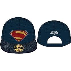 Batman vs Superman Cap Contrast Logo Dawn of Justice Béisbol Gorra Gorro pantalla DC Comics