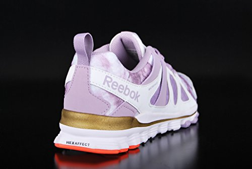 Reebok Hexaffect Run 2.0 WOW Polar Lavendar White Gold Violett - violett