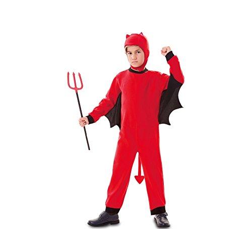 ufel Kostüm, rot, Medium ()