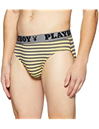 91f82d52364 Amazon.in  Playboy - Briefs   Innerwear  Clothing   Accessories