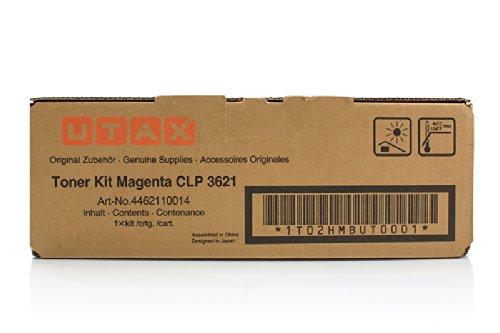 Preisvergleich Produktbild Triumph-Adler CLP 4621 - Original Utax / 4462110014 Toner Magenta - 5000 pages