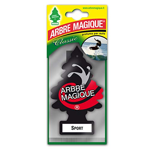 Sunlike ☀️ Arbre Magique Deodorante per Auto Sport