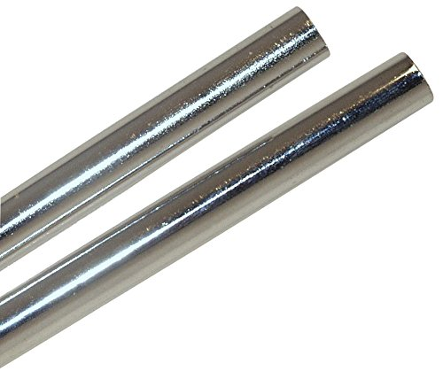 Kupferrohr verchromt ohne Bördelung, 300 mm, 1875680