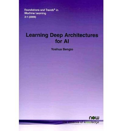 (Learning Deep Architectures for AI) By Bengio, Yoshua (Author) Paperback on (10 , 2009)